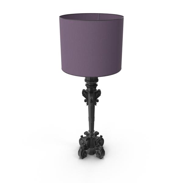 Big Floor Lamp PNG & PSD Images