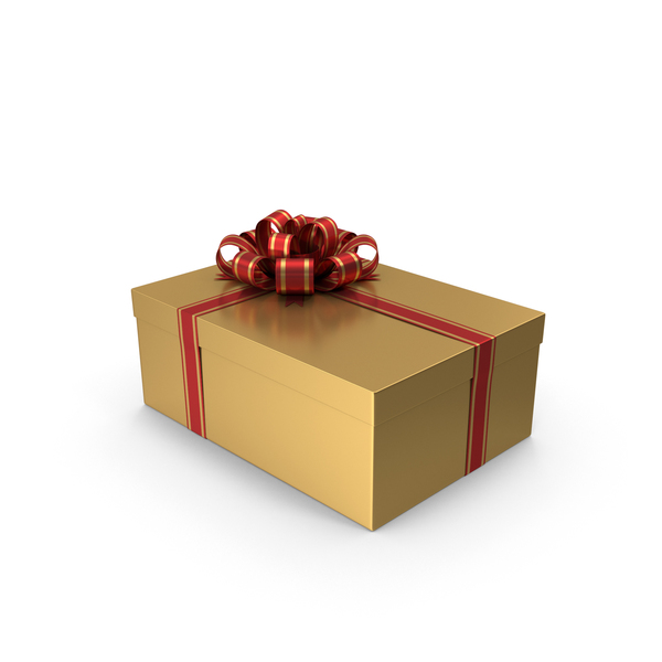 Big Gift Box PNG & PSD Images