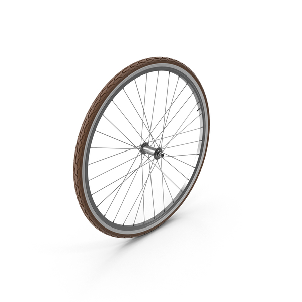 Bicycle: Bike Front Wheel Object