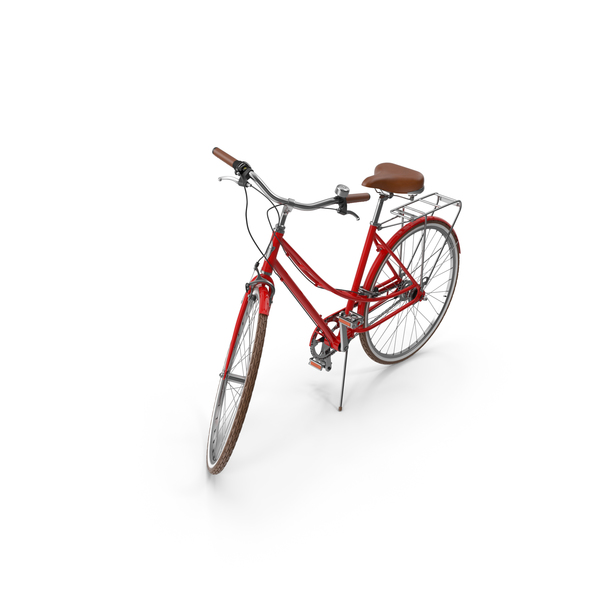 Bicycle: Bike Red PNG & PSD Images
