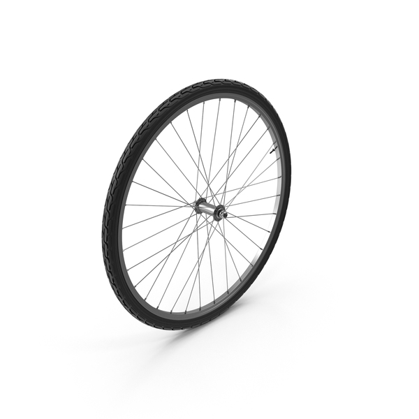 Bike Wheel Object