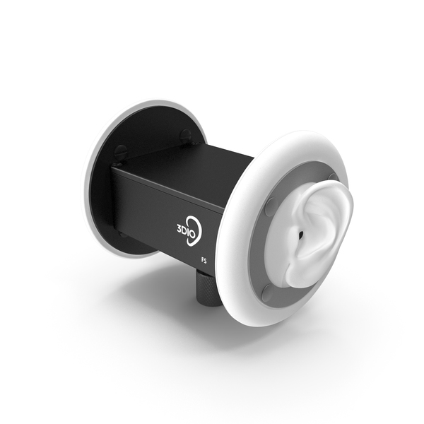 Binaural Microphone 3Dio FS PNG & PSD Images
