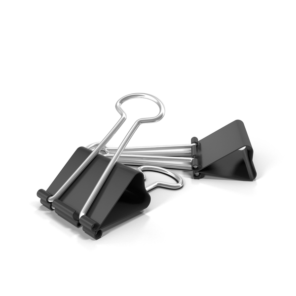 Binder Clips Object