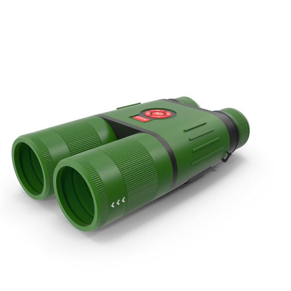 Binocular Green New PNG & PSD Images