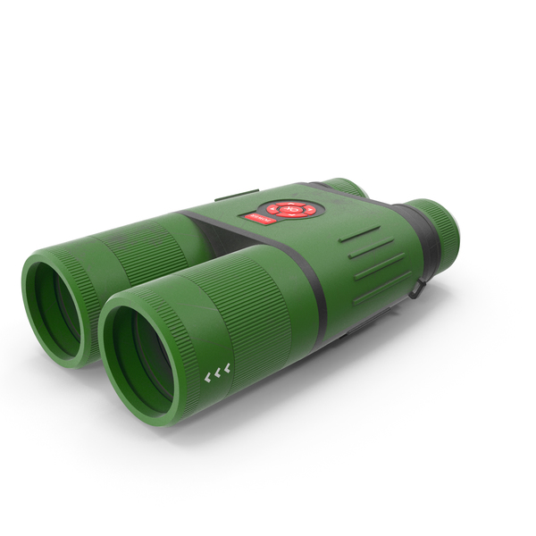Binocular Green Used PNG & PSD Images