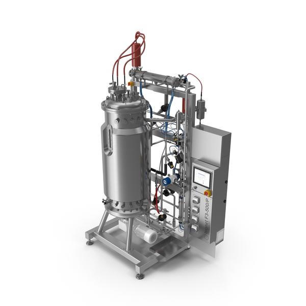 Lab Equipment: Bioreactor Bionet F3 PNG & PSD Images