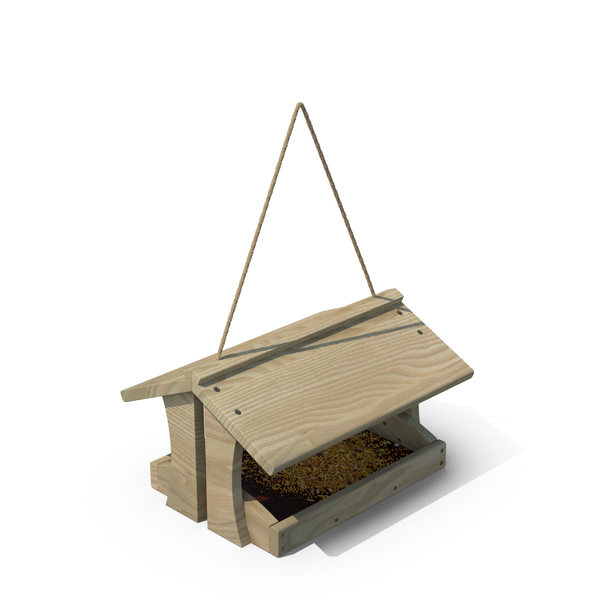 Bird Feeder PNG & PSD Images