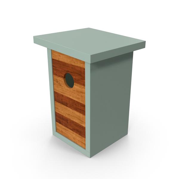 Birdhouse Object