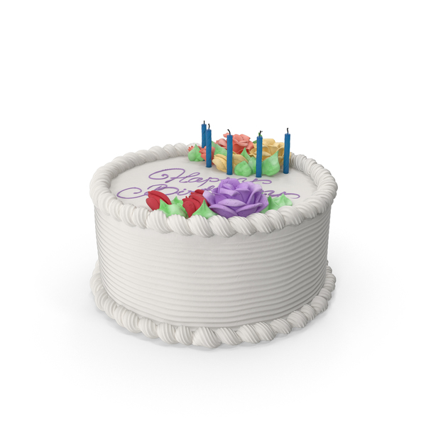Birthday Cake Object