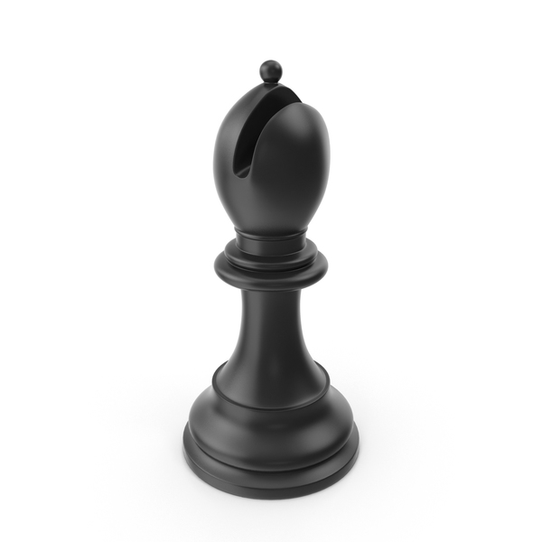 Bishop Chess Piece Object