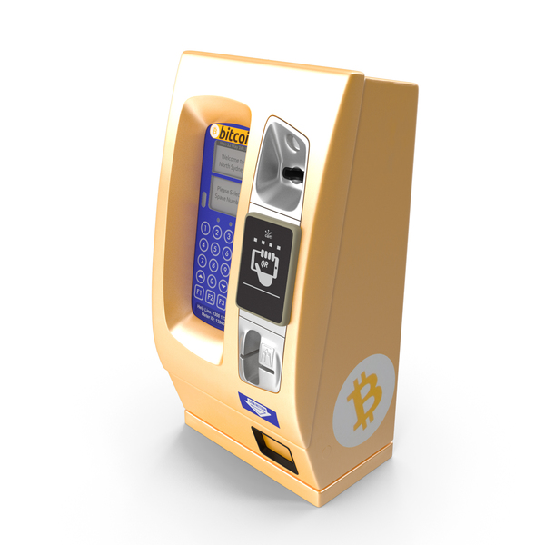 Bitcoin Atm PNG & PSD Images