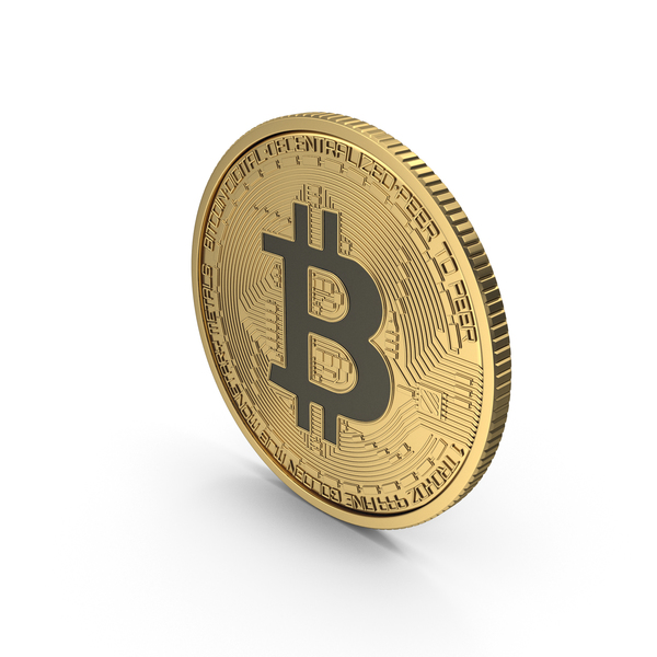Bitcoin Coin PNG & PSD Images