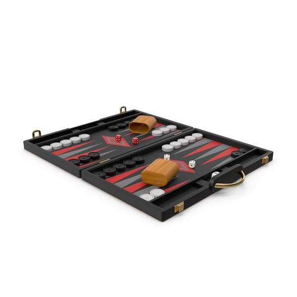 Black Backgammon PNG & PSD Images