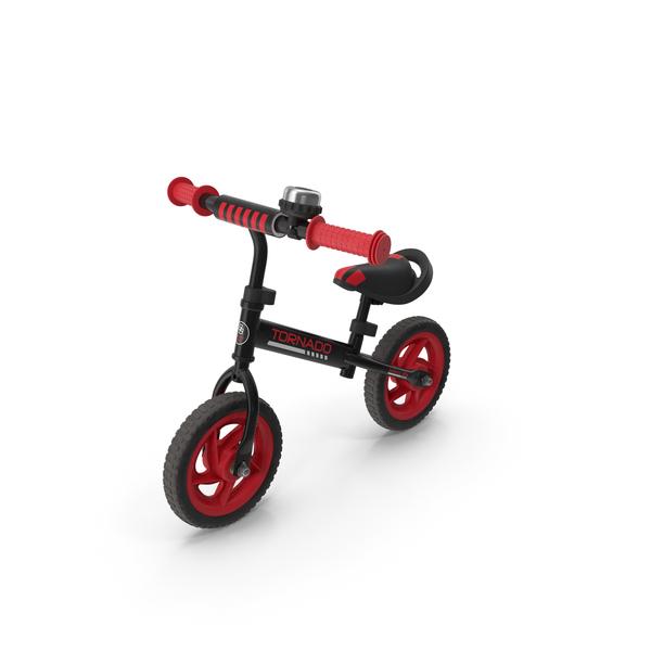 Black Balance Bike PNG & PSD Images