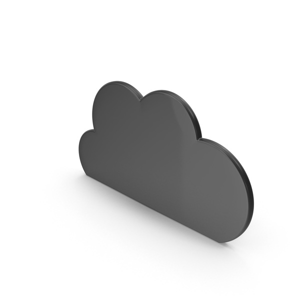 Cartoon: Black Cloud PNG & PSD Images