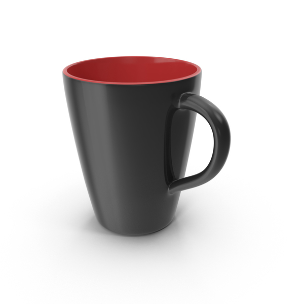 Black Coffee Cup PNG & PSD Images