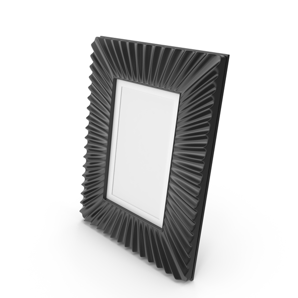 Black Eichholtz Photo Frame PNG & PSD Images