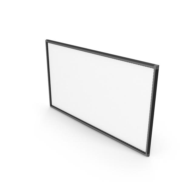 Black Frame Landscape PNG & PSD Images