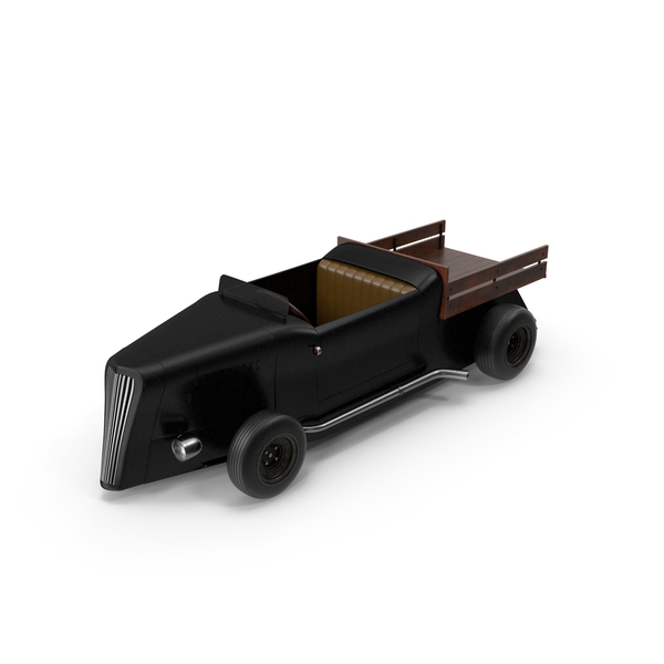 Black Hot Rod PNG & PSD Images