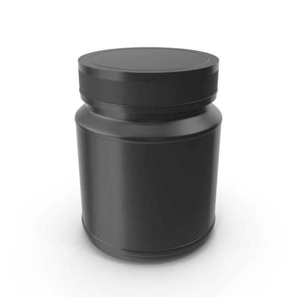 Black Jar PNG & PSD Images