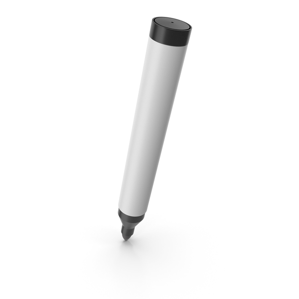 Black Marker Pen PNG & PSD Images