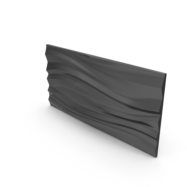 Black Panel Wave PNG & PSD Images