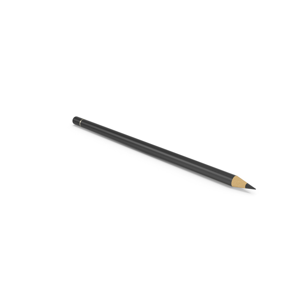 Black Pencil PNG & PSD Images