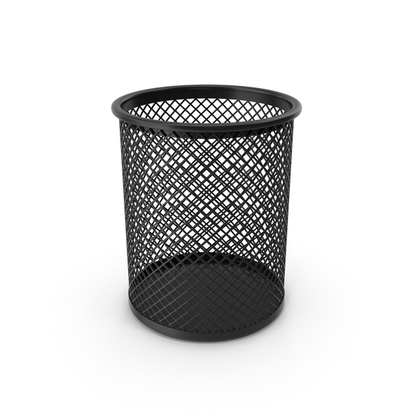 Black Pencil Cup PNG & PSD Images