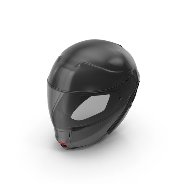 Black Racing Helmet Object