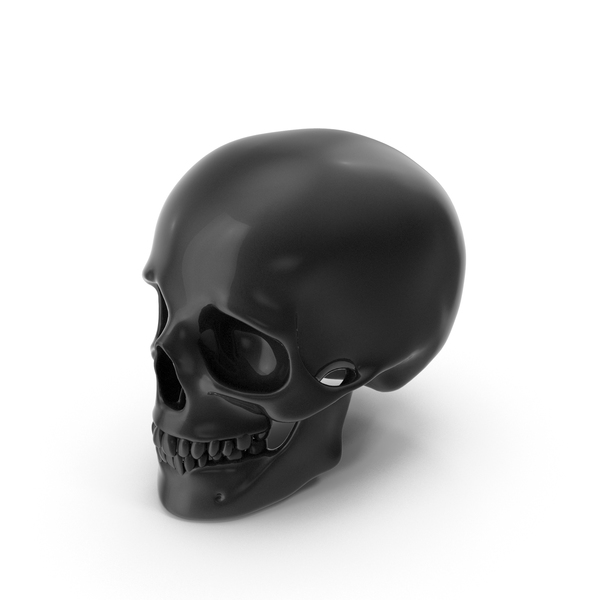 Black Skull PNG & PSD Images