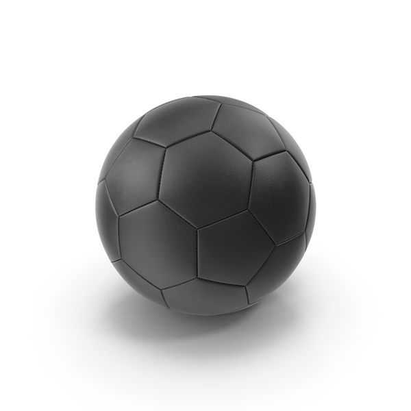 Black Soccer Ball PNG & PSD Images