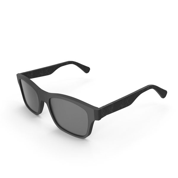 Black Sunglass PNG & PSD Images