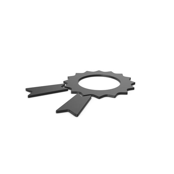 Computer Icon: Black Symbol Award PNG & PSD Images