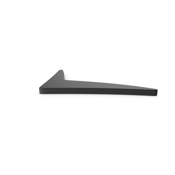 Logo: Black Symbol Checkmark PNG & PSD Images