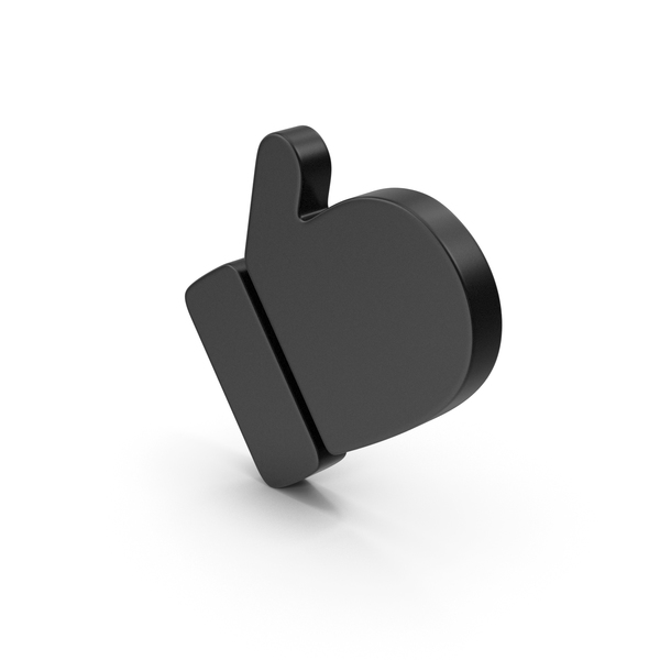 Black Symbol Christmas Glove PNG & PSD Images
