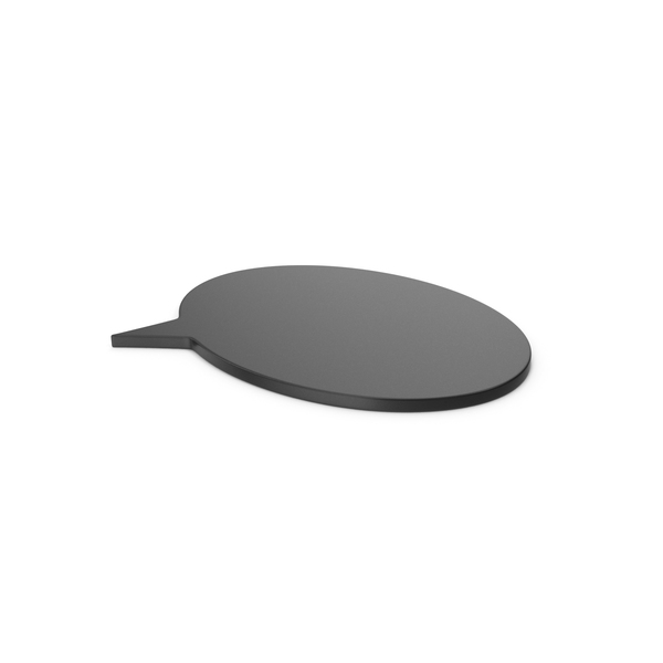 Balloon: Black Symbol Speech Bubble PNG & PSD Images