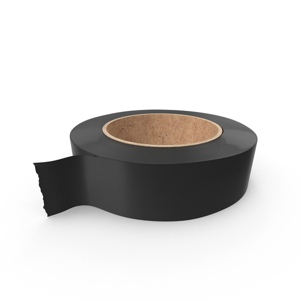 Black Tape PNG & PSD Images