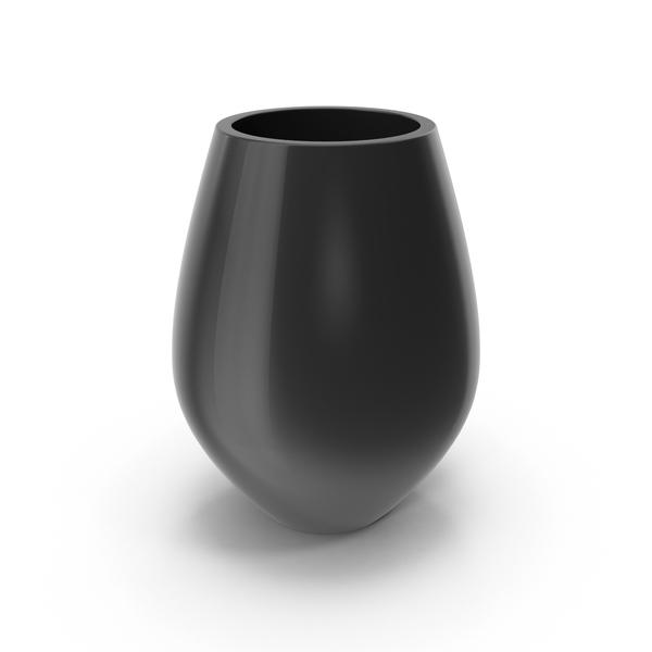 Black Vase PNG & PSD Images