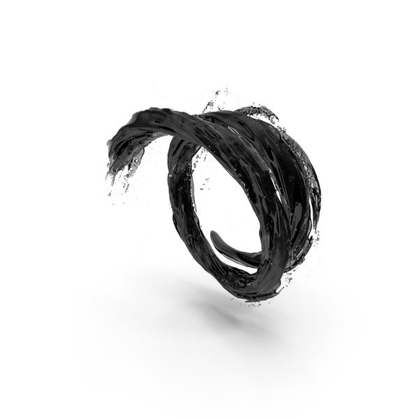 Black Vortex PNG & PSD Images