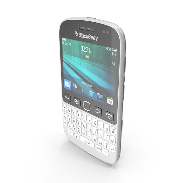 BlackBerry 9720/Samoa White PNG & PSD Images