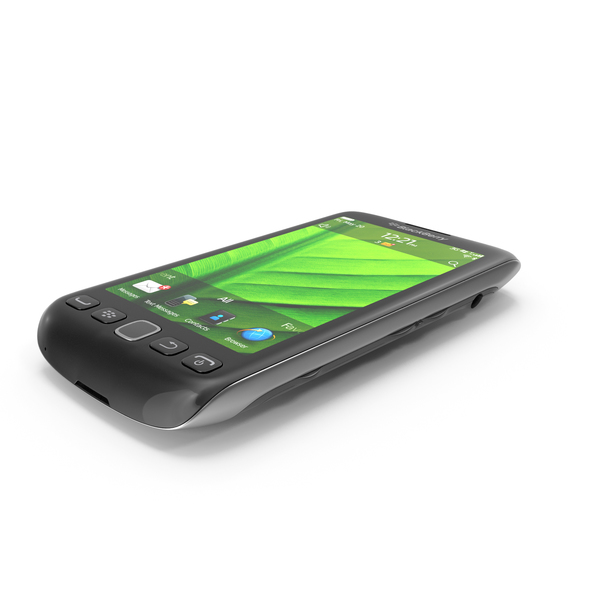 Smartphone: BlackBerry Torch PNG & PSD Images