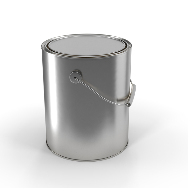 Blank Paint Can PNG & PSD Images