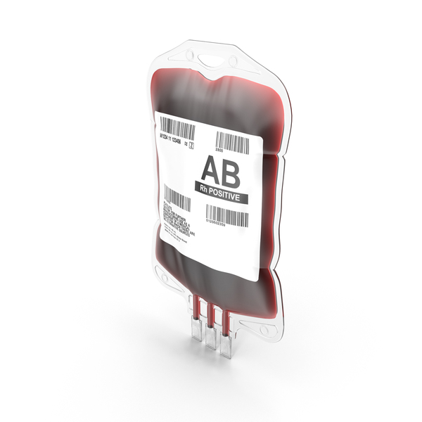 Blood Bag Object