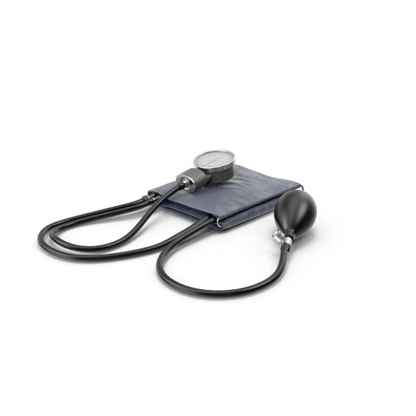 Blood Pressure Aneroid Sphygmomanometer PNG & PSD Images