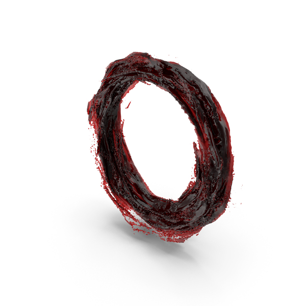 Blood Ring PNG & PSD Images