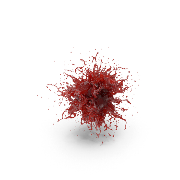 Blood Splash PNG & PSD Images