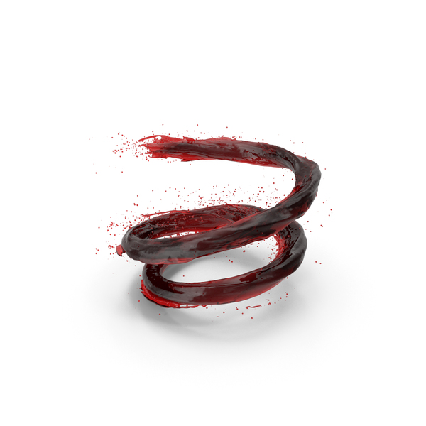 Blood Vortex PNG & PSD Images