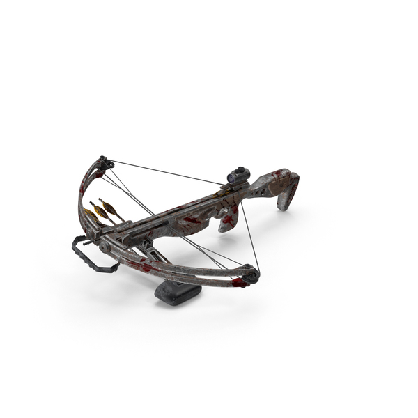 Bloody Crossbow PNG & PSD Images