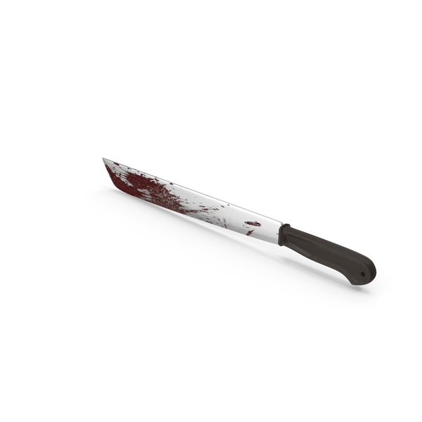 Bloody Machete PNG & PSD Images