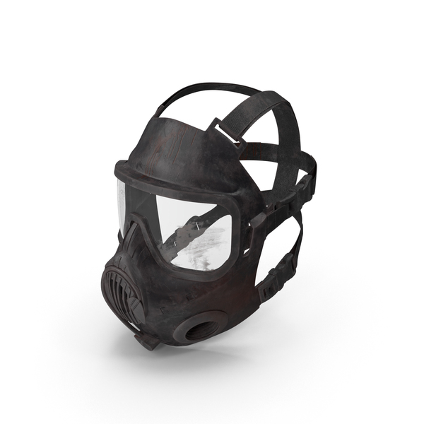 Shield: Bloody Riot Gas Mask PNG & PSD Images